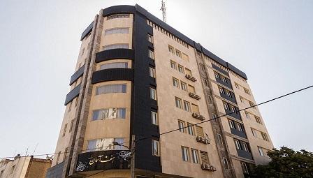 هتل آسمان مشهد